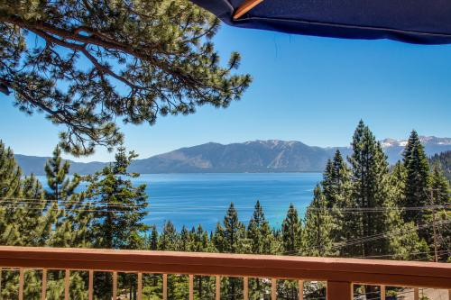 Rubicon Bay Lakeview Cabin -  Vacation Rental - Photo 1