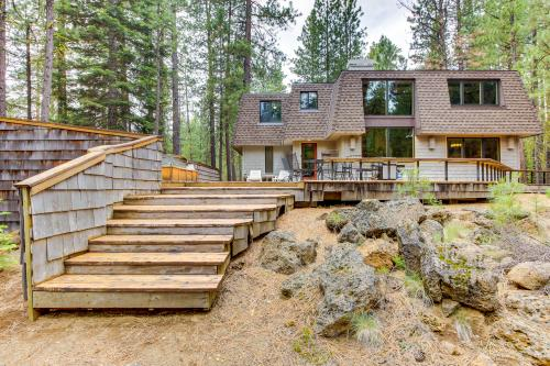 Black Butte Ranch: Hawks Beard Home -  Vacation Rental - Photo 1