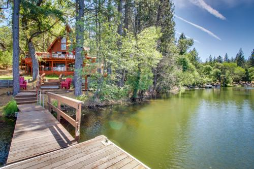 Lakeside Haven (01/436) - Groveland, CA Vacation Rental