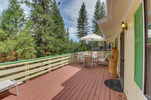 Forest Treasure (01/497) - Groveland, CA Vacation Rental
