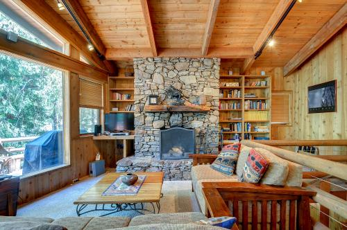 Tahquitz Rock Lodge - Idyllwild, CA Vacation Rental