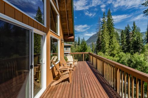 Merveilleux Leavenworth Cabins, Vacation Rentals | Vacasa