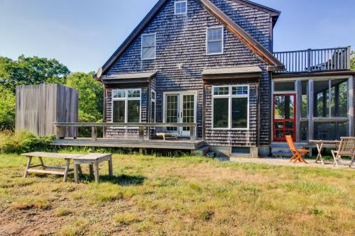 Tranquility on Great Plains - West Tisbury, MA Vacation Rental