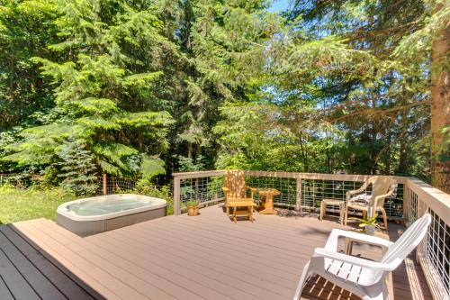 Westside Woodland Paradise -  Vacation Rental - Photo 1