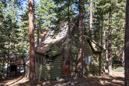 Tahoe Ski Cabin -  Vacation Rental - Photo 1