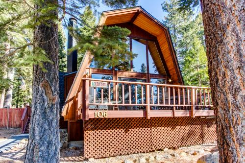 Dollar Point A-Frame Escape - Tahoe City Vacation Rental