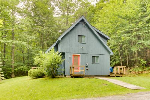 Valley View: Forest Edge 189 - West Dover, VT Vacation Rental