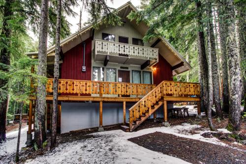 Ski Haus - Government Camp Vacation Rental