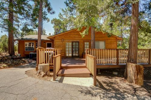 Rustic Pine Manor -  Vacation Rental - Photo 1