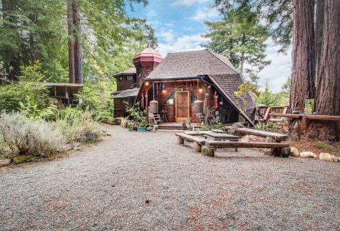 Bag End - Mendocino, CA Vacation Rental