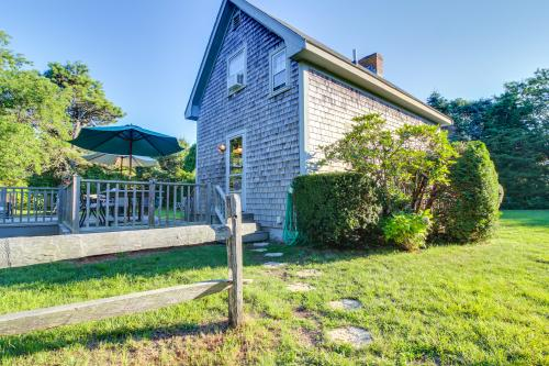 "Casita del Amor ""Love Cottage"" - Edgartown, MA Vacation Rental"