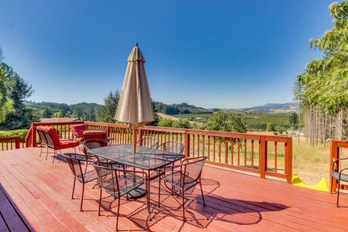 Chehalem Valley  Retreat - Newberg, OR Vacation Rental