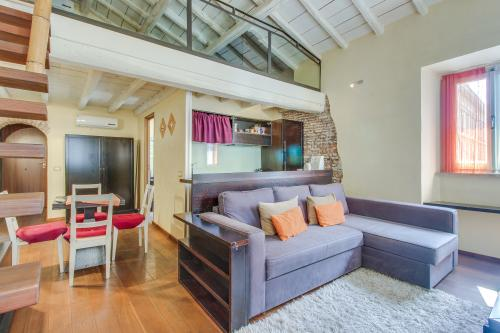 Trevi Fountain Attic Getaway -  Vacation Rental - Photo 1