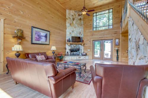 Bella Vista Cabin - Sautee Nacoochee, GA Vacation Rental