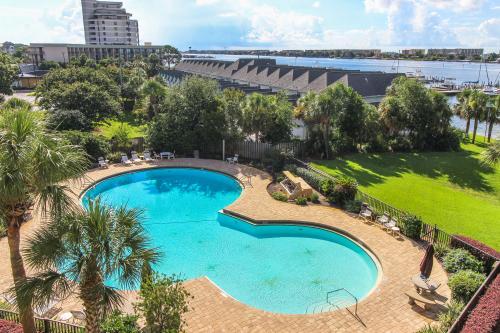 Pirates Bay B-408 - Fort Walton Beach, FL Vacation Rental