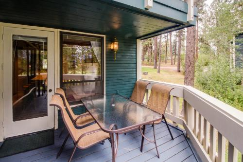 Yellow Pine Condo - New Meadows, ID Vacation Rental