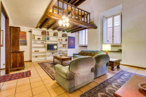 Trastevere Moro Apartment -  Vacation Rental - Photo 1