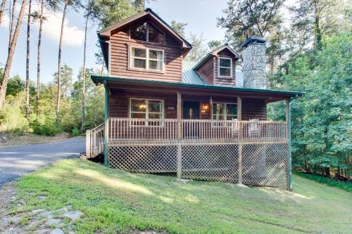 Mountain Dreams - Sautee Nacoochee, GA Vacation Rental