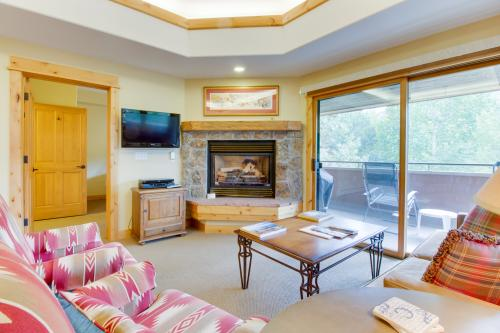 Canyon Creek: Eagleridge 301 - Steamboat Springs, CO Vacation Rental