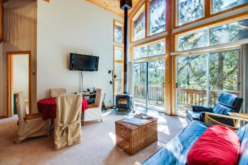Olympic House at Donner Lake -  Vacation Rental - Photo 1