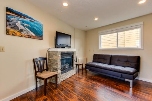 Salmon 1-F - Lincoln City, OR Vacation Rental