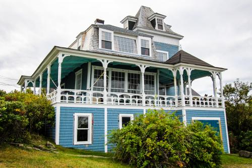 Historical York Ocean View Retreat - York, ME Vacation Rental