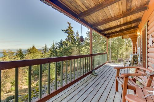 Tranquility With a View - Orcas Island, WA Vacation Rental