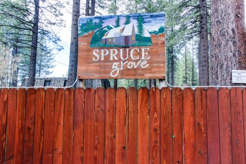 Spruce Grove Cabin Retreat -  Vacation Rental - Photo 1