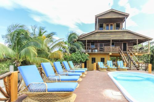 La Casa Pura Vida - San Pedro, Belize Vacation Rental