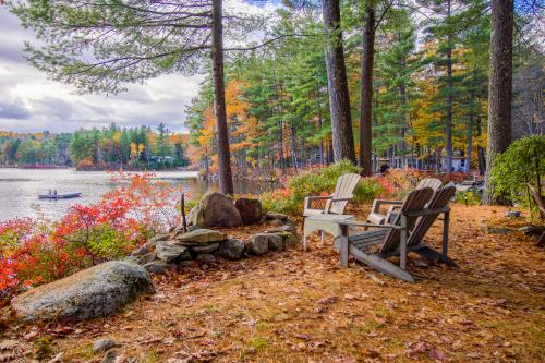 The Retreat At Upper Range Pond - Poland, ME Vacation Rental