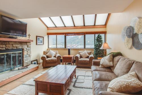 Village Square Penthouse Condo  - Copper Mountain, CO Vacation Rental