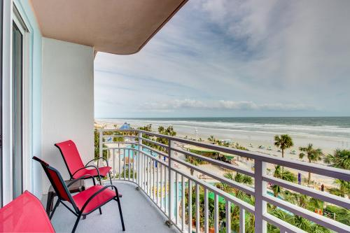 Ocean Walk 502 - Daytona Beach, FL Vacation Rental