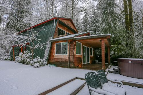 Red Stone Cabin -  Vacation Rental - Photo 1