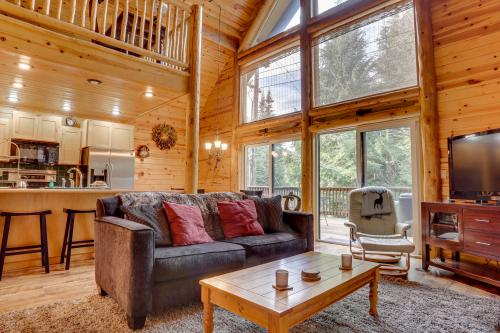 Govy Alpine Getaway - Government Camp, OR Vacation Rental