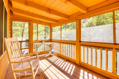 Dragon Fly Cabin -  Vacation Rental - Photo 1