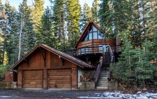 Adventure Awaits A-frame - Tahoe Vista, CA Vacation Rental