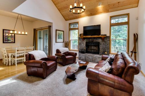 Mt Hood Golf and Ski Retreat - Welches Vacation Rental