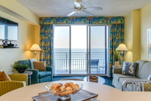 Ocean Walk 1203 -  Vacation Rental - Photo 1