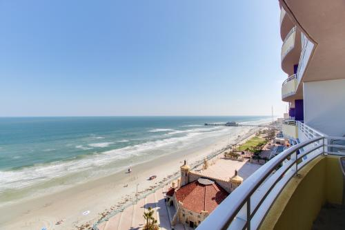 Ocean Walk 1406 - Daytona Beach, FL Vacation Rental