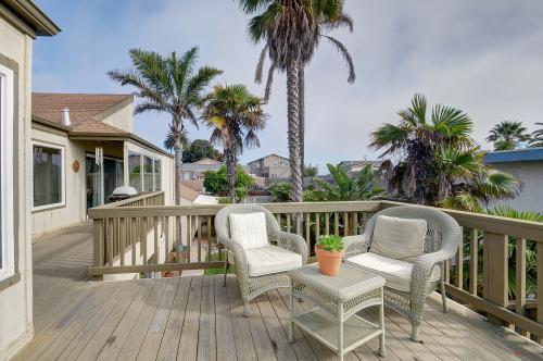 Pismo Beach and Dune Arrival -  Vacation Rental - Photo 1