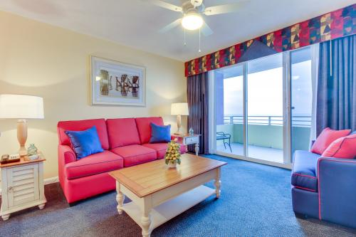 Ocean Walk 906 - Daytona Beach, FL Vacation Rental