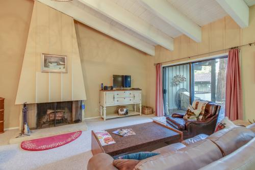 Water's Edge  - Tahoma, CA Vacation Rental
