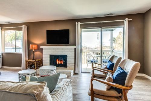 The Boardwalk Haven - Santa Cruz, CA Vacation Rental