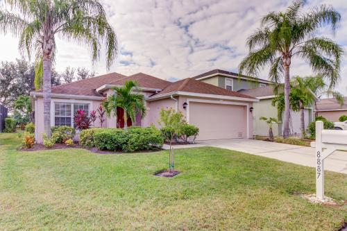 Satin Gold Retreat - Fort Myers, FL Vacation Rental