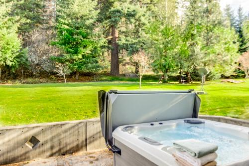 Parkgrove Landing  - Parkdale, OR Vacation Rental
