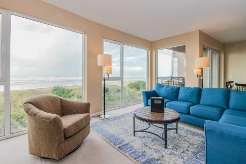 The Sunset Views Condo #102 - Rockaway Beach, OR Vacation Rental