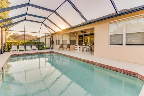 Peach Villa - Fort Myers, FL Vacation Rental