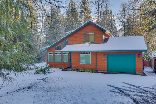 Pine Tree Chalet in Timberline Rim - Rhododendron, OR Vacation Rental