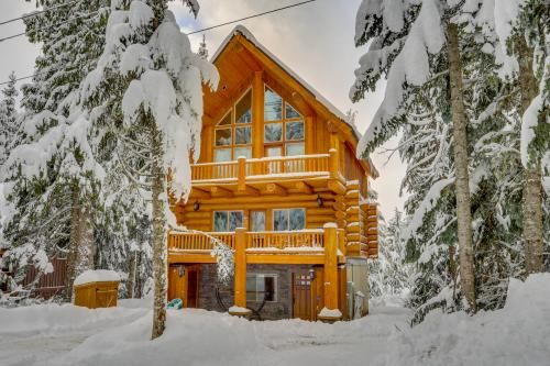 Skiing Bear Chalet -  Vacation Rental - Photo 1