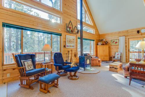 Capen Mountain Cabin -  Vacation Rental - Photo 1
